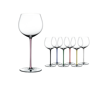 RIEDEL Fatto A Mano Oaked Charonnday Pink a11y.alt.product.unfilled_white_colours