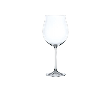 NACHTMANN Vivendi Burgundy on a white background