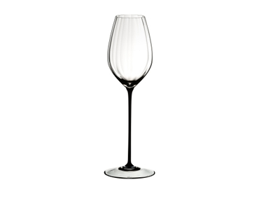 RIEDEL High Performance Riesling Black on a white background