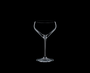RIEDEL Extreme Junmai on a black background