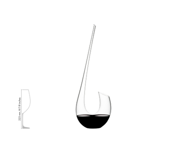 RIEDEL Dekanter Swan R.Q. a11y.alt.product.filled_white_relation