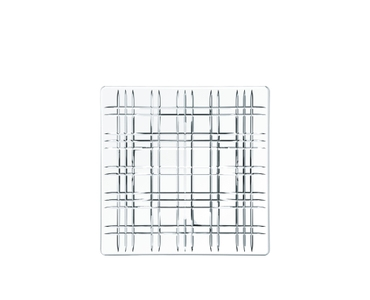 NACHTMANN Square Plate (21 cm / 8.3 in) on a white background
