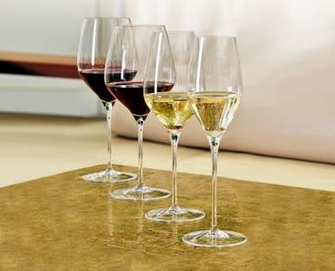 NACHTMANN Supreme Burgundy Glass in the group