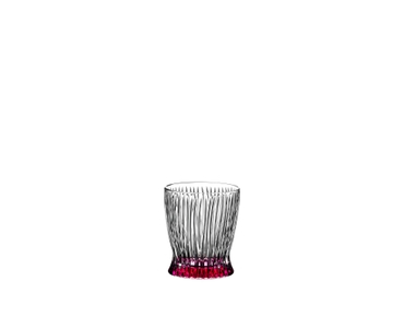 RIEDEL Tumbler Collection Fire Whisky Dawn Red on a white background