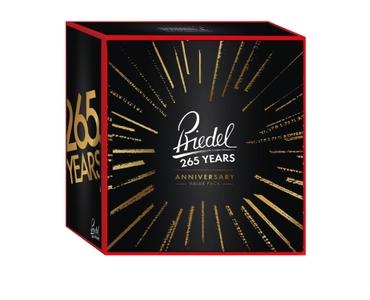 RIEDEL Superleggero Champagne Wine Glass 265 years anniversay value pack sales packaging
