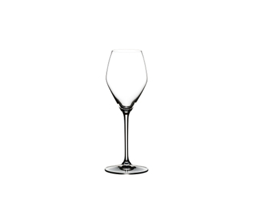 RIEDEL Heart to Heart Champagne Glass filled with Champagne
