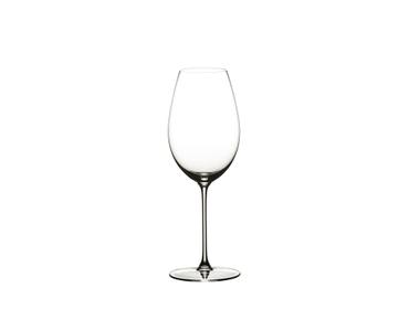 RIEDEL Veritas Al Fresco Gift Pack + Wine on a white background