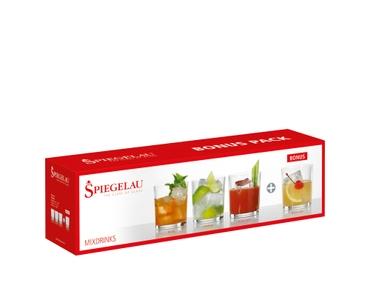 SPIEGELAU Special Glasses Mixdrink in der Verpackung