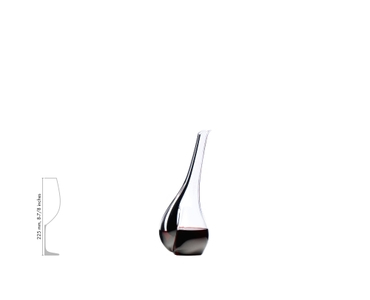 RIEDEL Decanter Black Tie Touch R.Q. a11y.alt.product.filled_white_relation