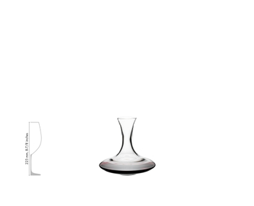 RIEDEL Decanter Ultra Magnum R.Q. a11y.alt.product.filled_white_relation