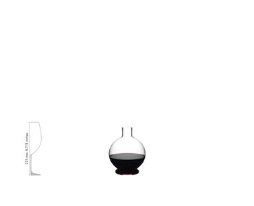RIEDEL Decanter Marne a11y.alt.product.filled_white_relation