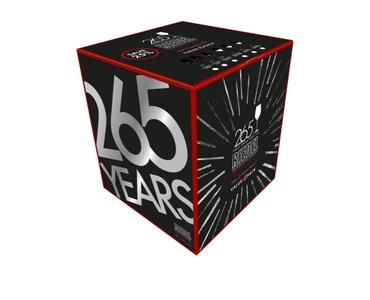 RIEDEL Veritas Cabernet/Merlot 265 years anniversary value 4-pack sales packaging