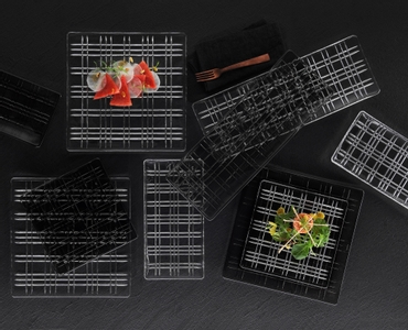 NACHTMANN Square Plate (21 cm / 8.3 in) in der Gruppe