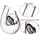 RIEDEL Decanter Curly Fatto A Mano a11y.alt.product.details