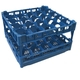 UNBRANDED Dishwasher rack 25 pcs height 245 mm on a white background
