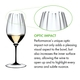 RIEDEL Fatto A Mano Performance Riesling Black Stem a11y.alt.product.optical_impact
