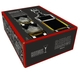 RIEDEL Tumbler Collection Shadows Whisky Set - 2 Whisky Tumbler + Decanter in the packaging
