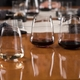 SL RIEDEL Stemless Wings Cabernet Sauvignon in use