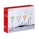 SPIEGELAU Special Glasses Prosecco in the packaging