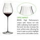 RIEDEL High Performance Pinot Noir Clear a11y.alt.product.optic_impact