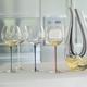 RIEDEL Fatto A Mano Chardonnay (im Fass gereift) Blau im Einsatz