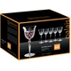 NACHTMANN Palais Red Wine Goblet in the packaging