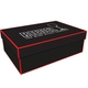 RIEDEL Decanter Black Tie Amadeo in the packaging