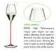 RIEDEL High Performance Champagne Glass Red a11y.alt.product.optic_impact