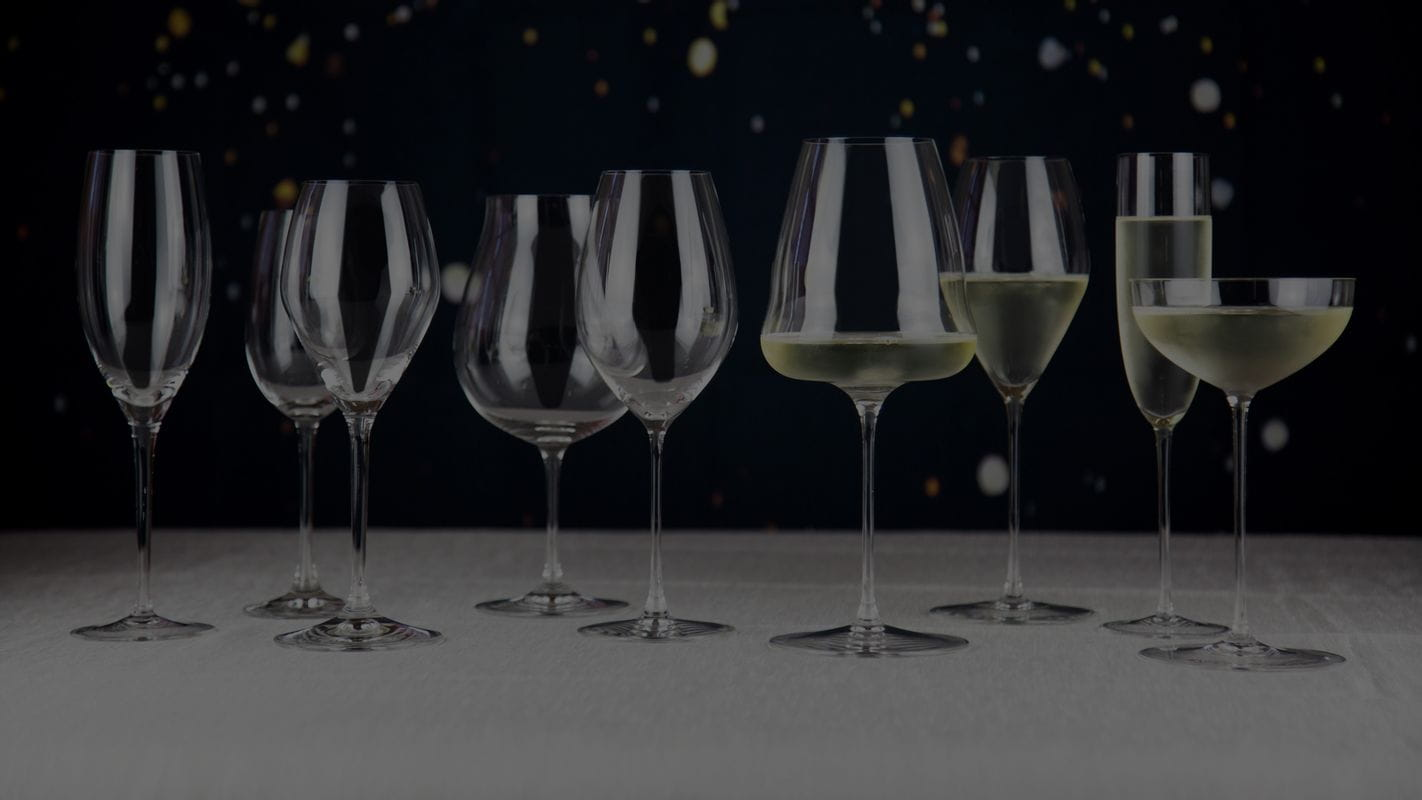 RIEDEL Champagne and Sparkling wine glasses