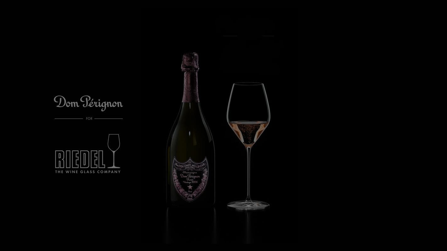 Dom Pérignon for RIEDEL