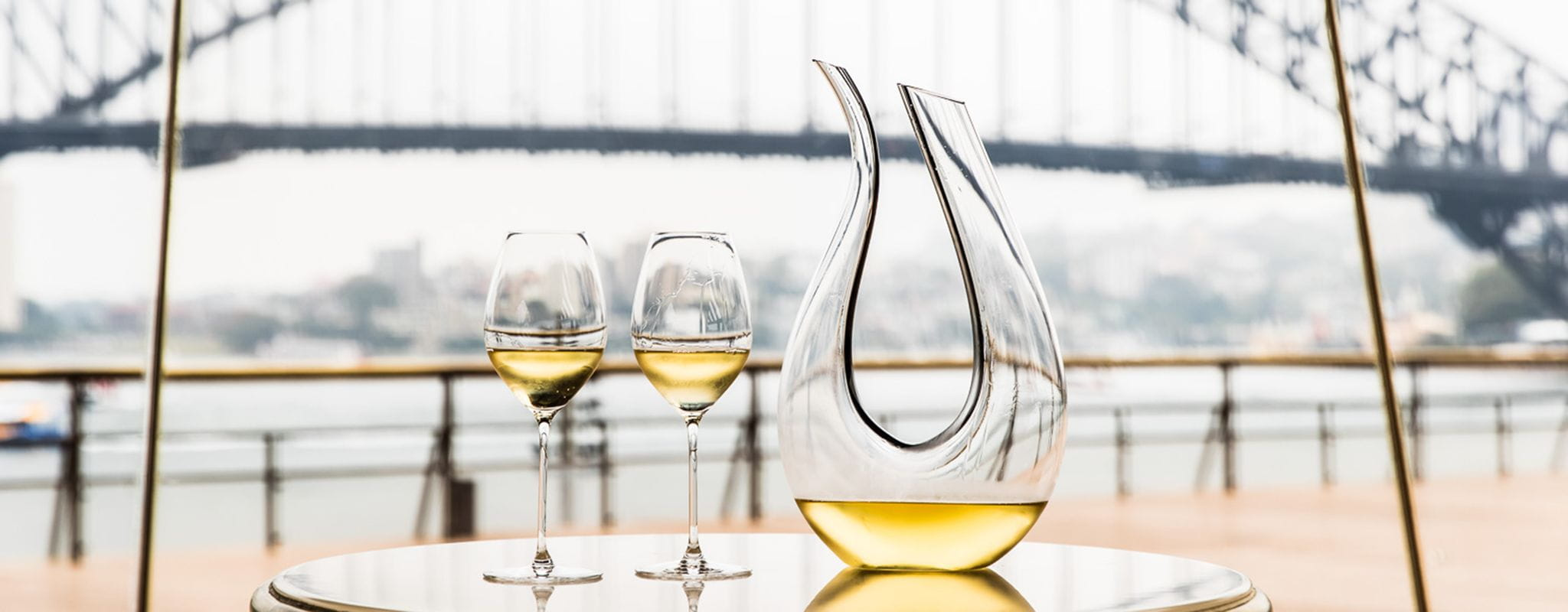 RIEDEL Amadeo Decanter & Veritas Champagne