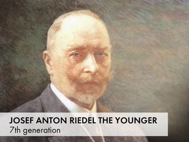 Josef Riedel, the Younger