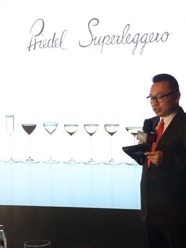 Moderated RIEDEL event