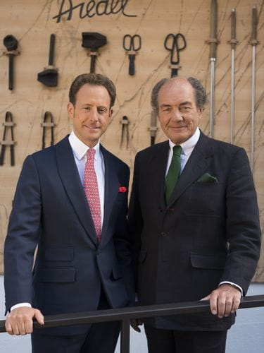 George and Maximilian Riedel 2017