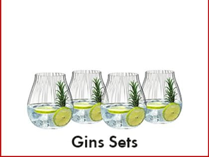 RIEDEL Gin Sets