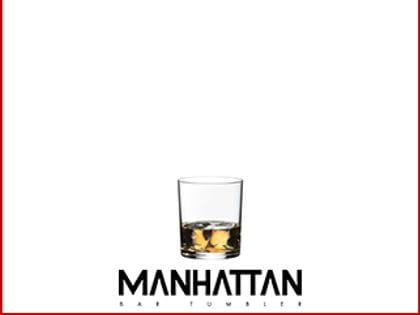 Manhattan Bar Tumbler