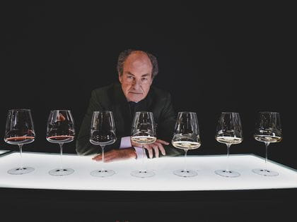 Georg Riedel and the RIEDEL Winewings range