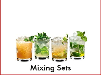 RIEDEL Mixing Sets