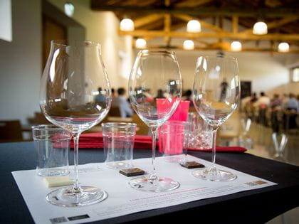 RIEDEL Veritas Red Wine Tasting