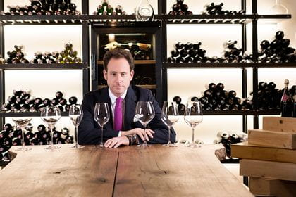 Maximilian Riedel and the Extreme collection