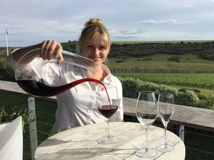 RIEDEL's sommelier of the month for November 2019 is Abigail Reid