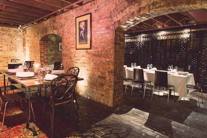 Apoteca Adelaide Cellar Room