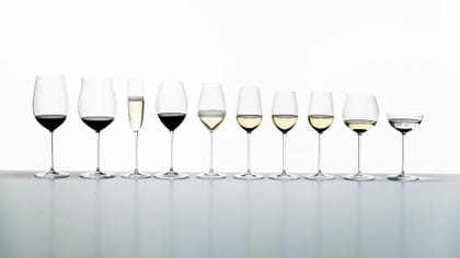 The perfekt Champagne Wine glass for special occassions