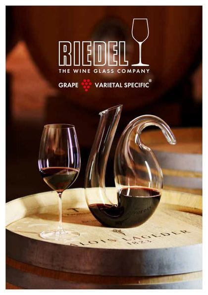Cover of the RIEDEL image brochure 2017