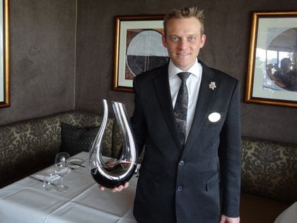 Sommelier of the Month (UK): Remi Fischer