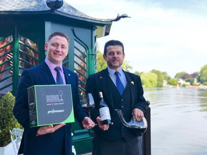 Sommelier of the Month (UK): Michael Trenga