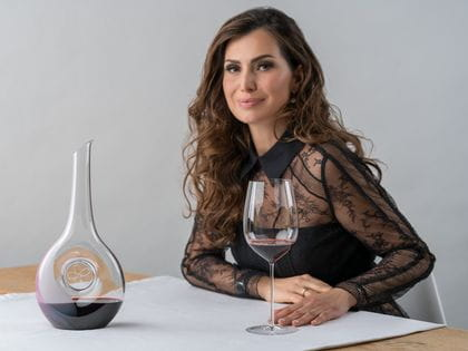RIEDEL Sakura Decanter
