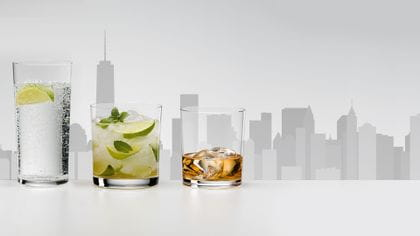 Stylish and versatile - Manhattan Bar Tumbler