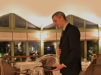 RIEDEL's sommelier of the month for October 2016 is Elliott Waugh