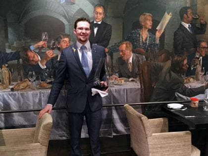 Sommelier of the Month (UK): Romain Bourger